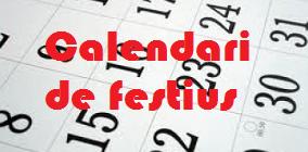 Calendari de festius