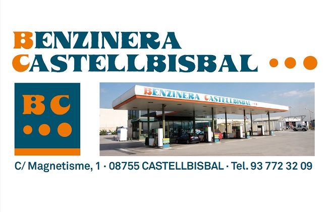 Benzinera Castellbisbal
