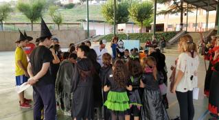 Halloween – Castanyada al Club Bàsquet Castellbisbal